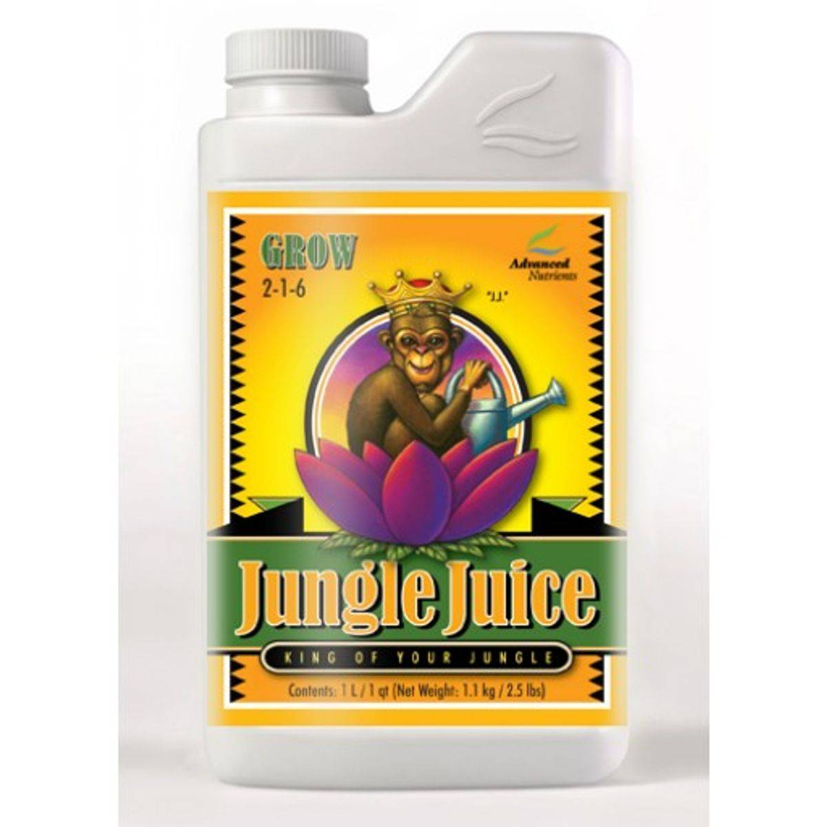 Jungle Juice Micro 5 L, Advanced Nutrients