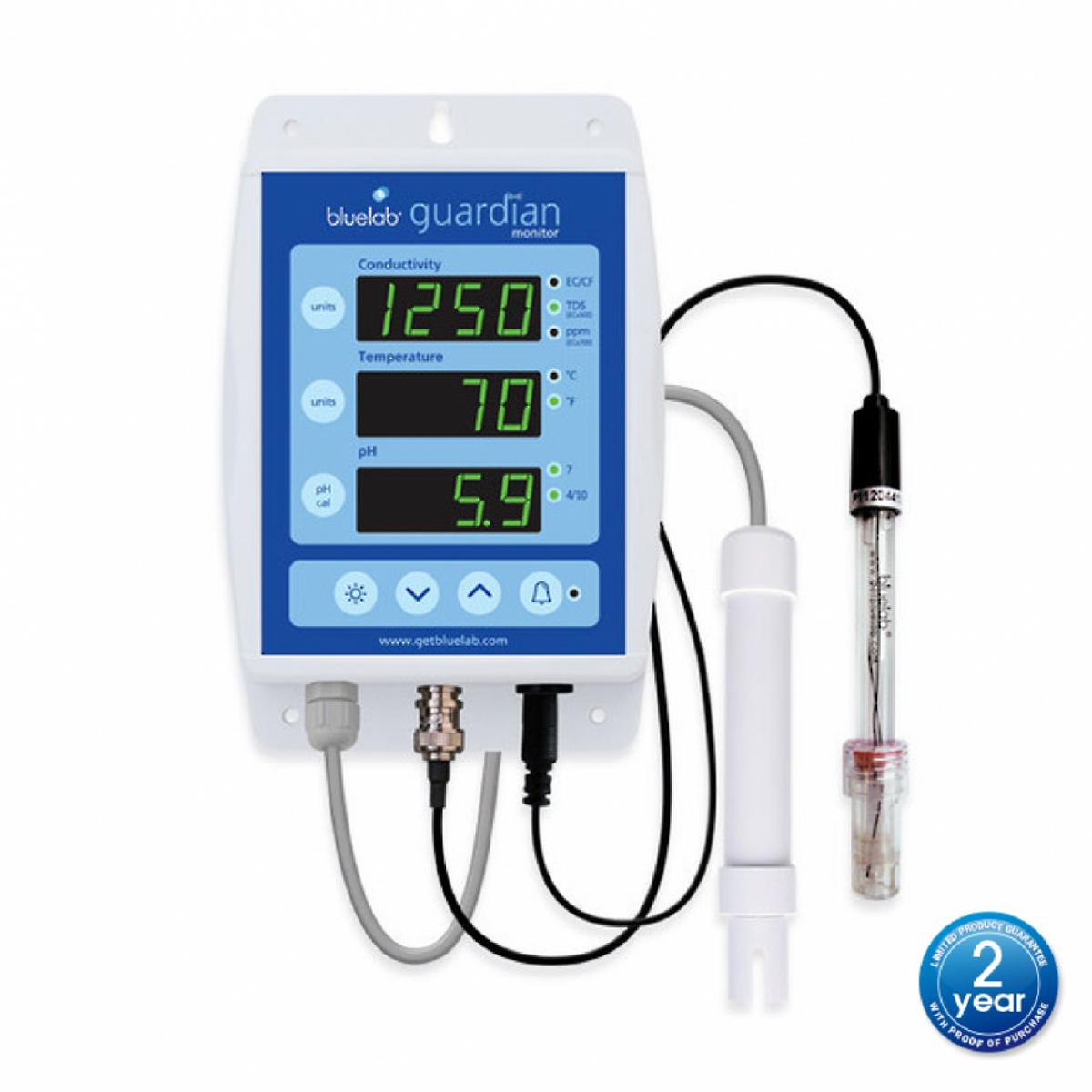 Bluelab Guardian pH-/EC-monitor